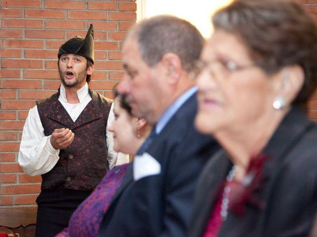 La boda de Luis Ángel y Olaya en Mieres, Asturias 35