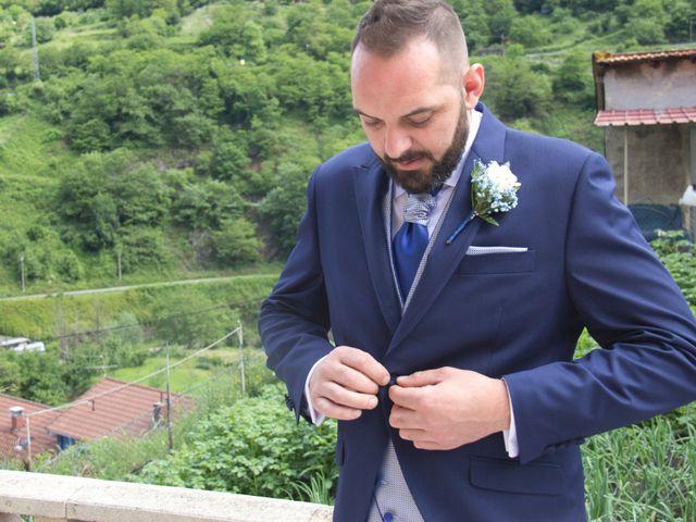 La boda de Luis Ángel y Olaya en Mieres, Asturias 42