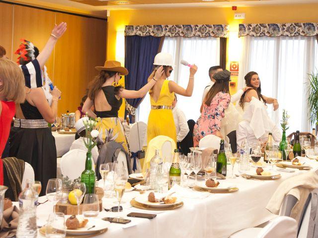 La boda de Luis Ángel y Olaya en Mieres, Asturias 61