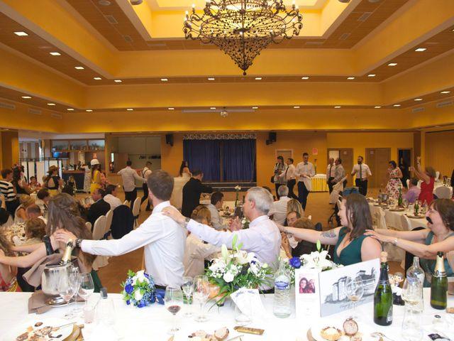 La boda de Luis Ángel y Olaya en Mieres, Asturias 62