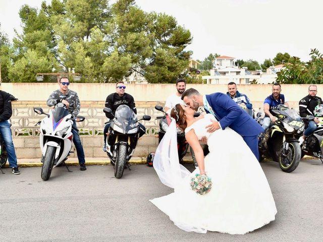 La boda de Ismael y Lorena en Alginet, Valencia 7