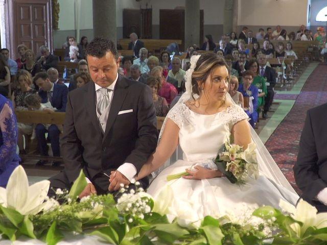 La boda de Gabi y María en Badajoz, Badajoz 30