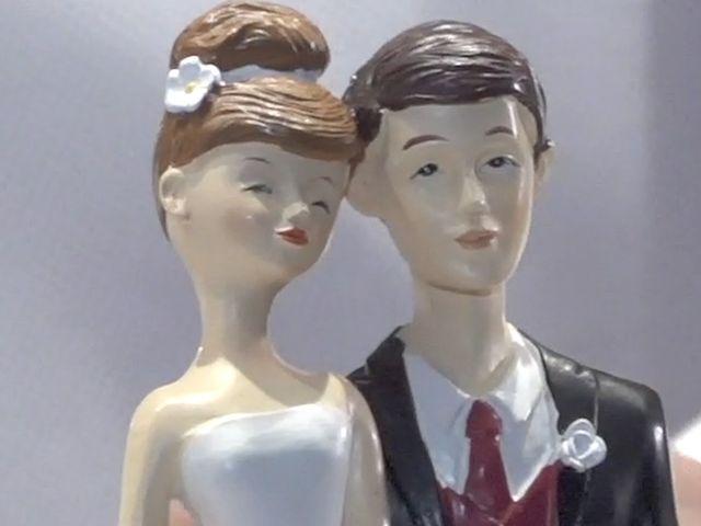La boda de Gabi y María en Badajoz, Badajoz 57
