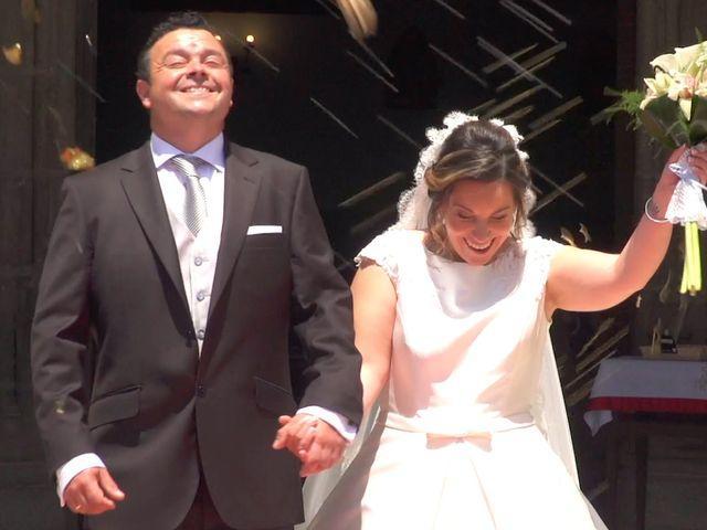 La boda de Gabi y María en Badajoz, Badajoz 35