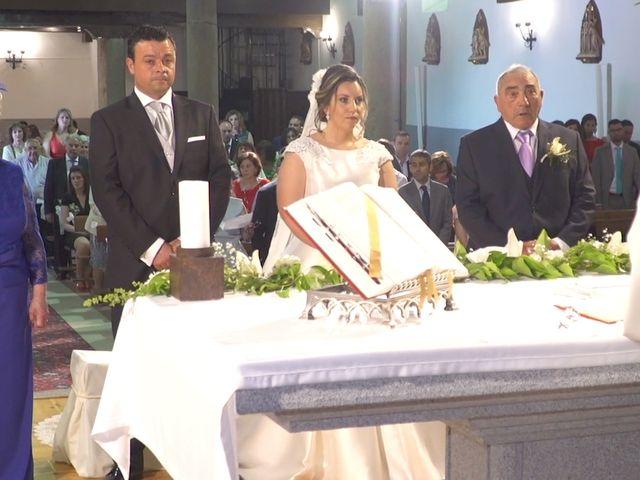 La boda de Gabi y María en Badajoz, Badajoz 37