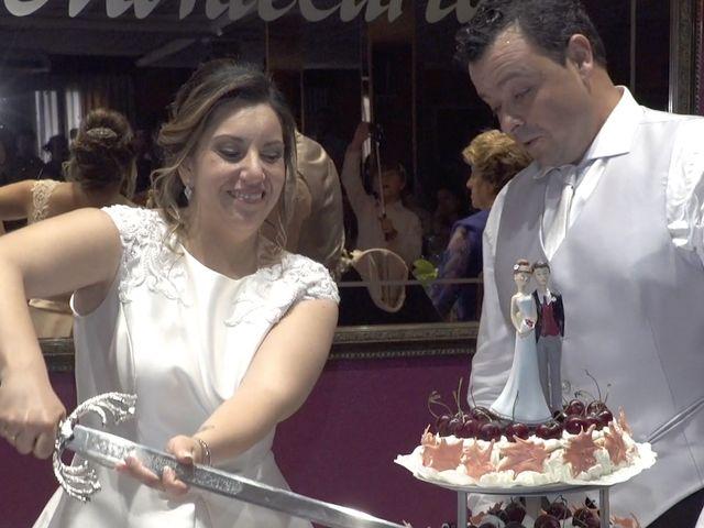 La boda de Gabi y María en Badajoz, Badajoz 56