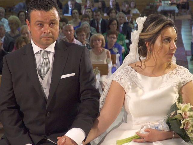 La boda de Gabi y María en Badajoz, Badajoz 43