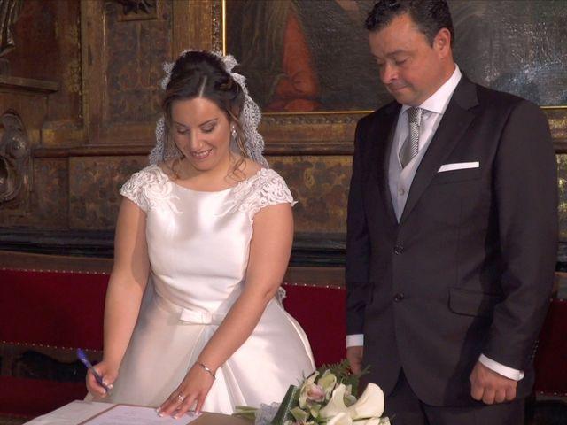 La boda de Gabi y María en Badajoz, Badajoz 45