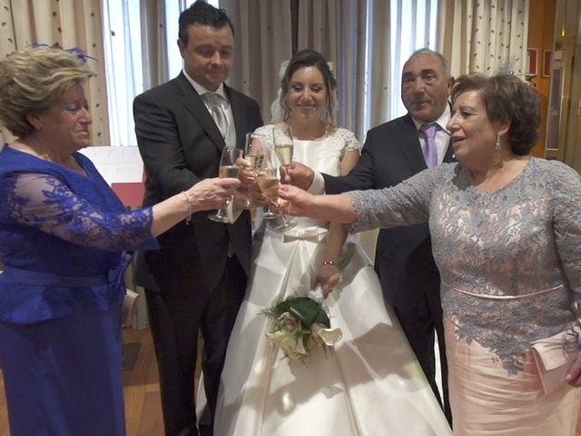 La boda de Gabi y María en Badajoz, Badajoz 60