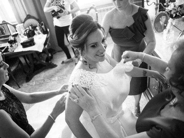 La boda de Gabi y María en Badajoz, Badajoz 17