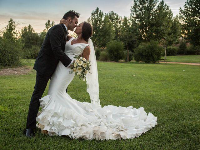 La boda de Almudena y Javier