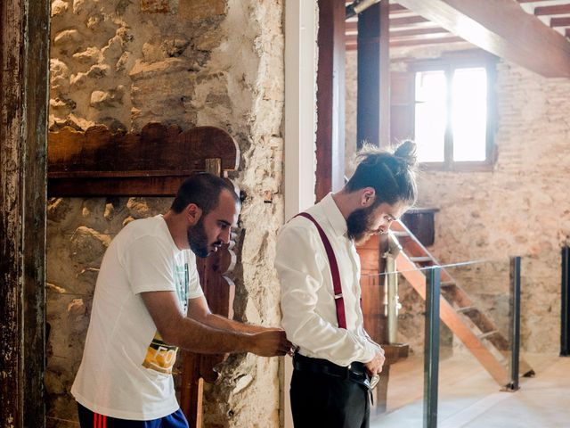 La boda de Jose y Cristina en Beniflá, Valencia 10