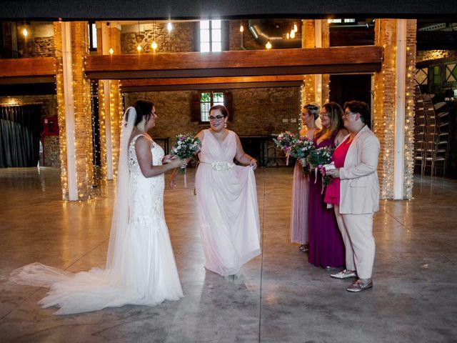 La boda de Jose y Cristina en Beniflá, Valencia 33