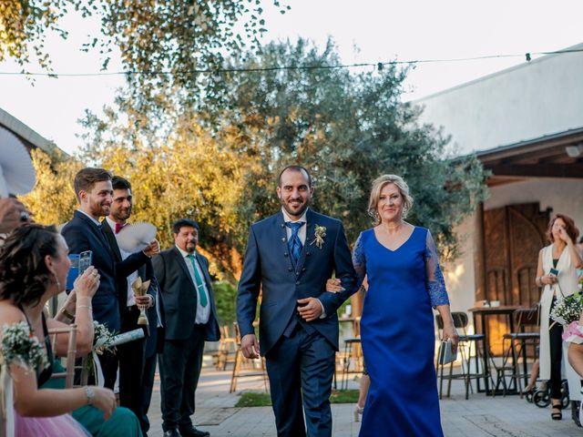 La boda de Jose y Cristina en Beniflá, Valencia 37