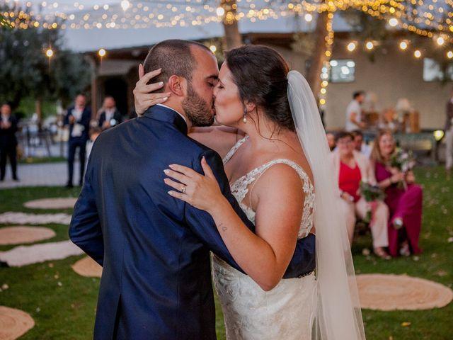 La boda de Jose y Cristina en Beniflá, Valencia 43