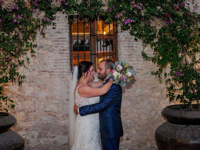 La boda de Jose y Cristina en Beniflá, Valencia 44
