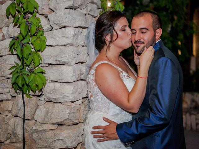 La boda de Jose y Cristina en Beniflá, Valencia 45