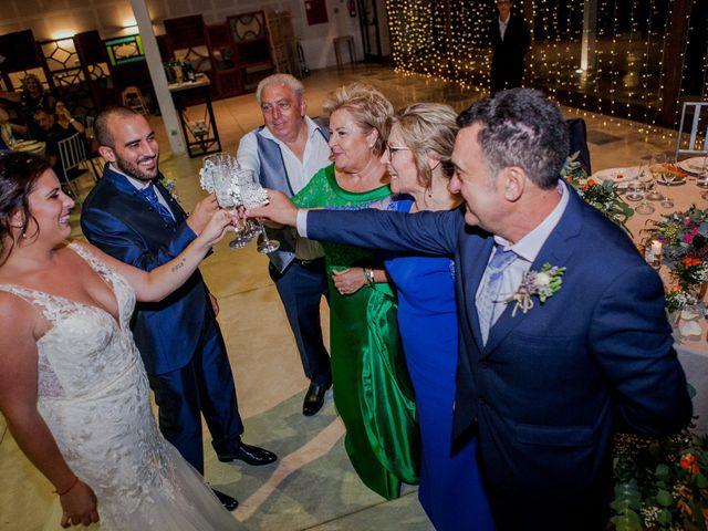 La boda de Jose y Cristina en Beniflá, Valencia 47