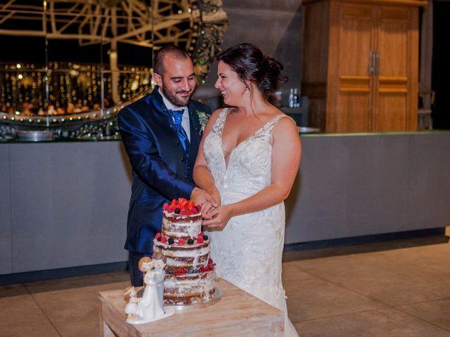 La boda de Jose y Cristina en Beniflá, Valencia 49