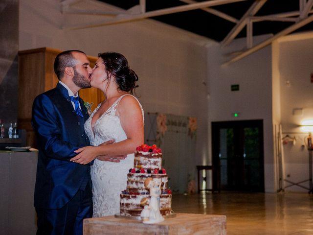 La boda de Jose y Cristina en Beniflá, Valencia 50