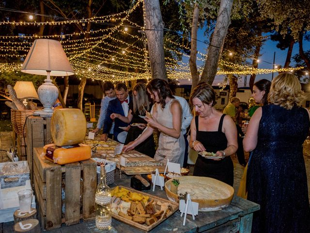 La boda de Jose y Cristina en Beniflá, Valencia 53