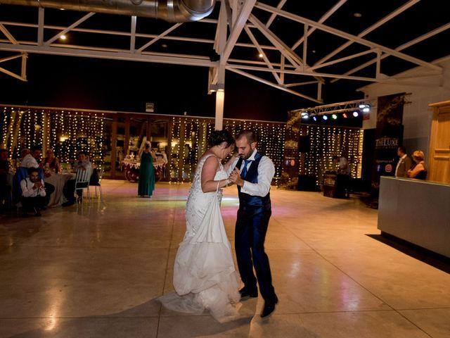 La boda de Jose y Cristina en Beniflá, Valencia 54