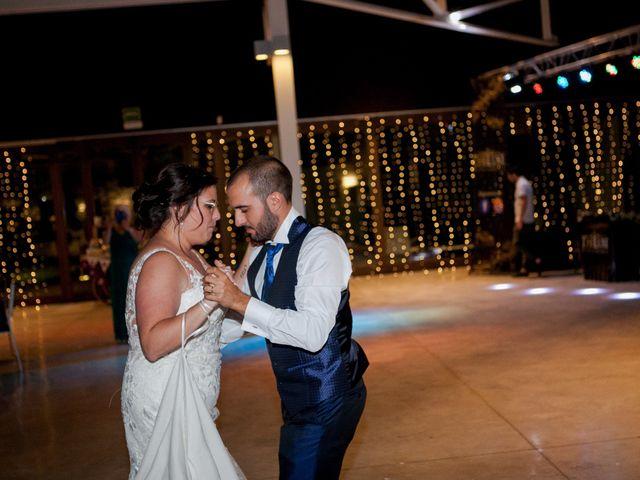 La boda de Jose y Cristina en Beniflá, Valencia 55