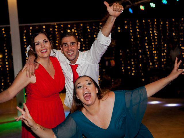 La boda de Jose y Cristina en Beniflá, Valencia 56