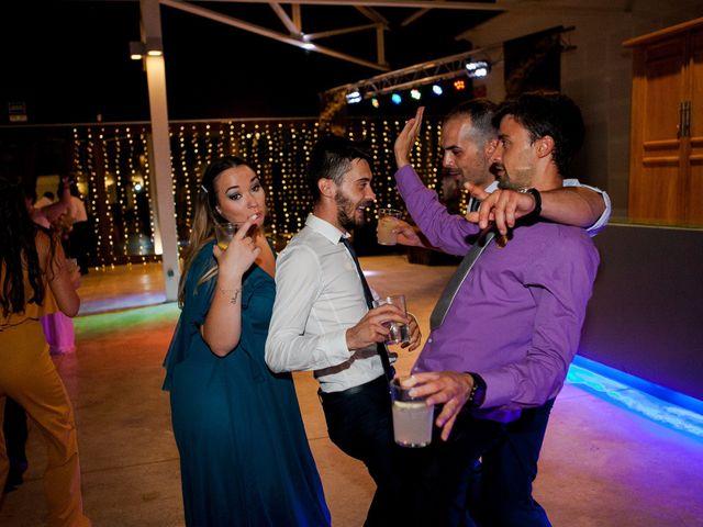 La boda de Jose y Cristina en Beniflá, Valencia 57