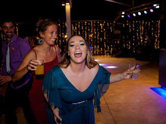 La boda de Jose y Cristina en Beniflá, Valencia 58