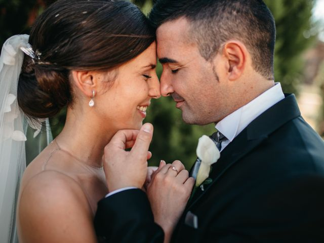 La boda de Clara y Sam
