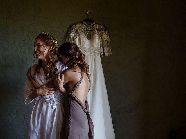 La boda de Luis y Eva en Arbucies, Girona 3