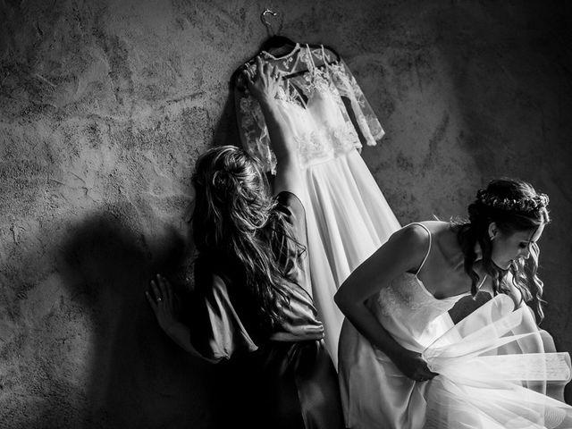 La boda de Luis y Eva en Arbucies, Girona 7