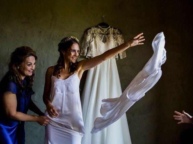 La boda de Luis y Eva en Arbucies, Girona 8