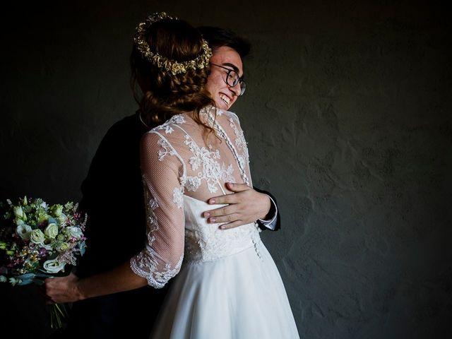 La boda de Luis y Eva en Arbucies, Girona 12
