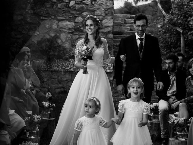 La boda de Luis y Eva en Arbucies, Girona 13