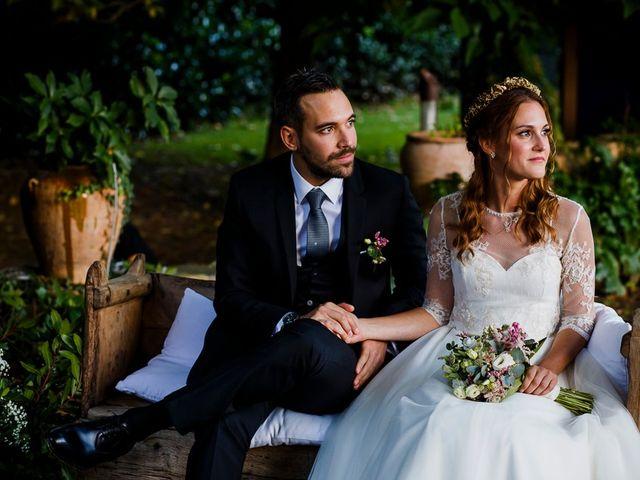 La boda de Luis y Eva en Arbucies, Girona 16