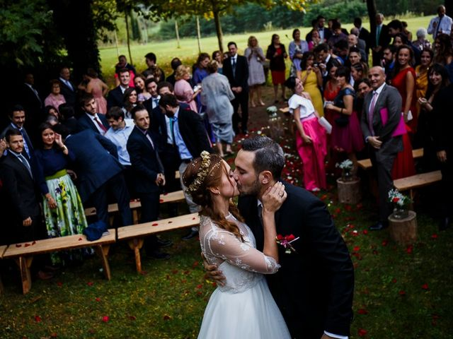 La boda de Luis y Eva en Arbucies, Girona 23