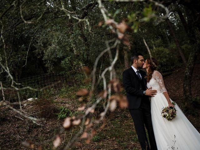 La boda de Luis y Eva en Arbucies, Girona 24