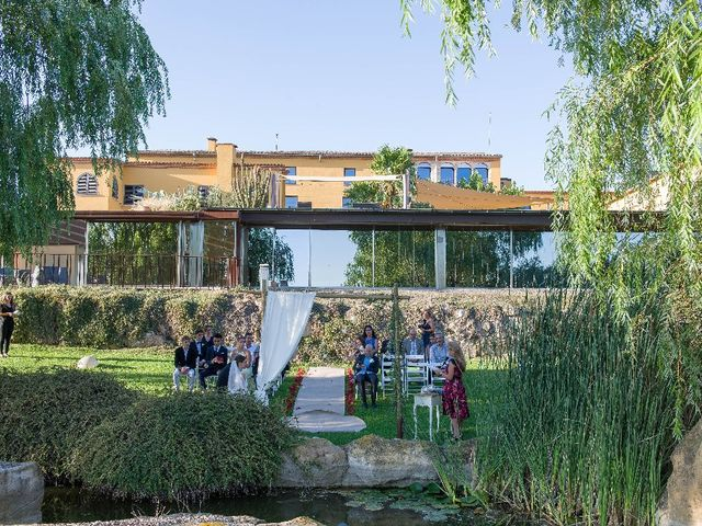 La boda de Josep y Eva  en Masquefa, Barcelona 2