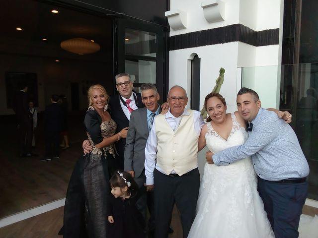 La boda de Jose y Reme en San Bartolomé, Las Palmas 2