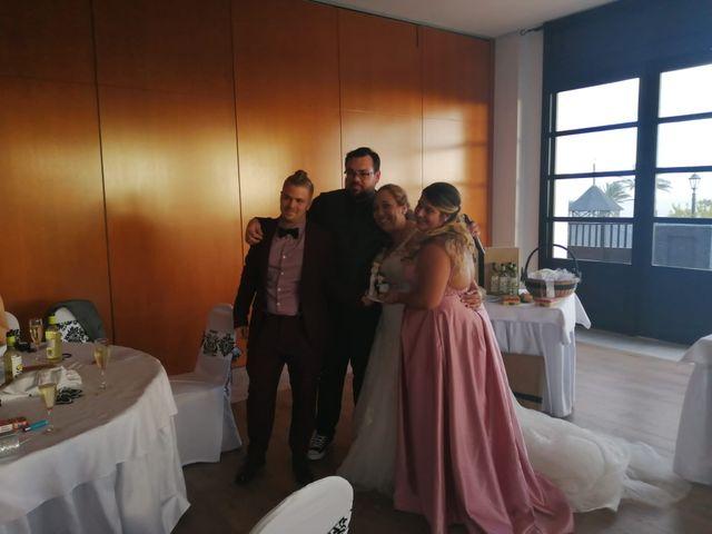 La boda de Jose y Reme en San Bartolomé, Las Palmas 10