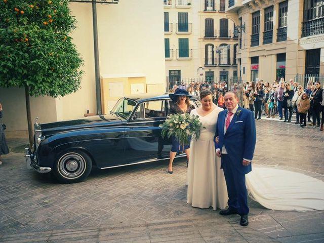La boda de Álvaro y Patricia en Málaga, Málaga 8