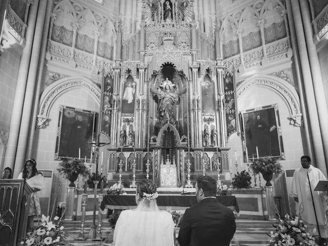 La boda de Álvaro y Patricia en Málaga, Málaga 10