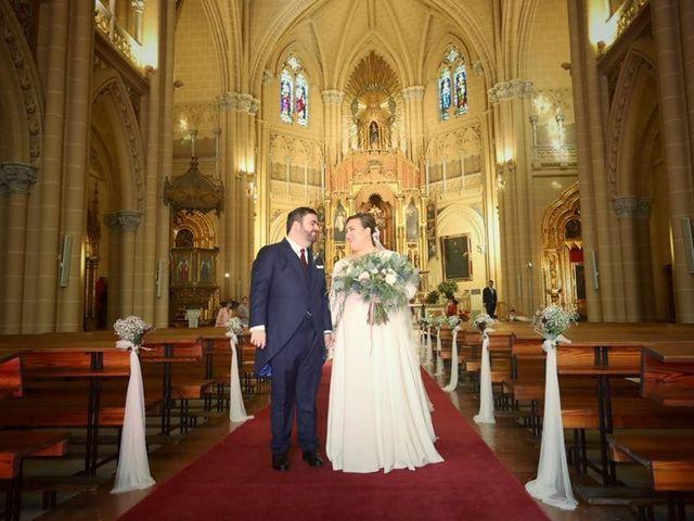 La boda de Álvaro y Patricia en Málaga, Málaga 13