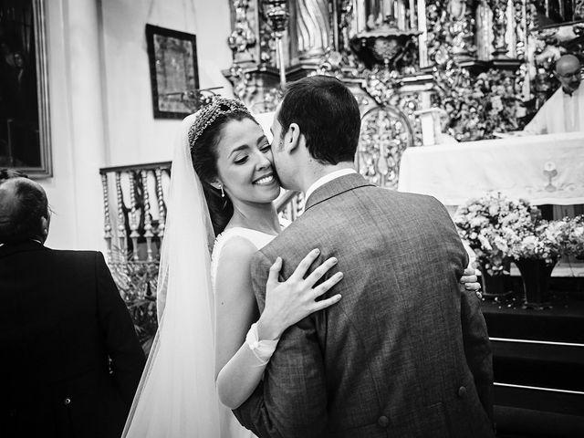 La boda de Carlos y Nuria en Villafranca De Los Barros, Badajoz 18