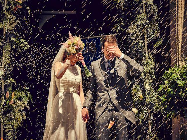 La boda de Carlos y Nuria en Villafranca De Los Barros, Badajoz 20