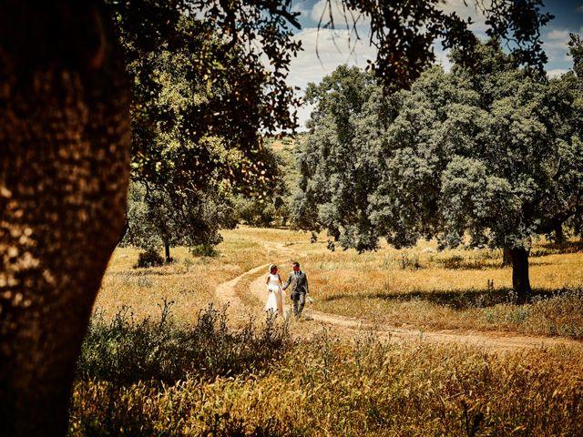 La boda de Nuria y Carlos