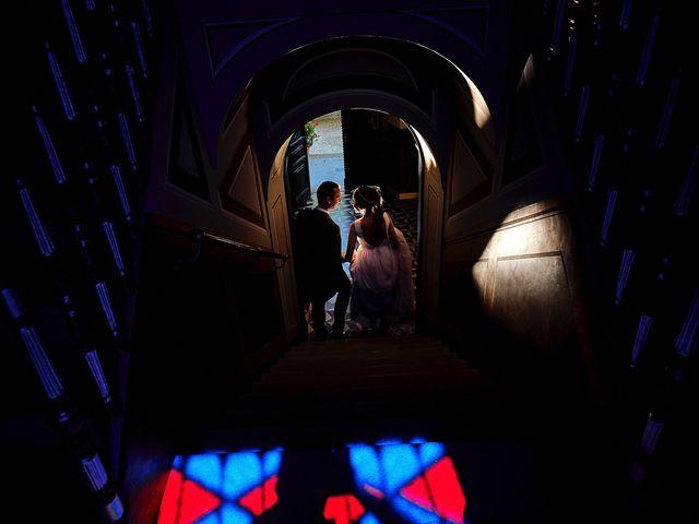 La boda de Carlos y Nuria en Villafranca De Los Barros, Badajoz 26