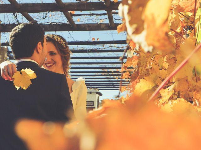 La boda de Jose y Josefina en Maria, Almería 2